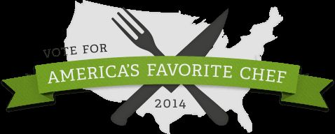 Vote for America's Favorite Chef | KitchenDaily.com I just voted for Chef Michael Symon at 'America's Favorite Chef' & I hope you will vote for him or your fave chef (and possibly win the grand prize instead of me)!