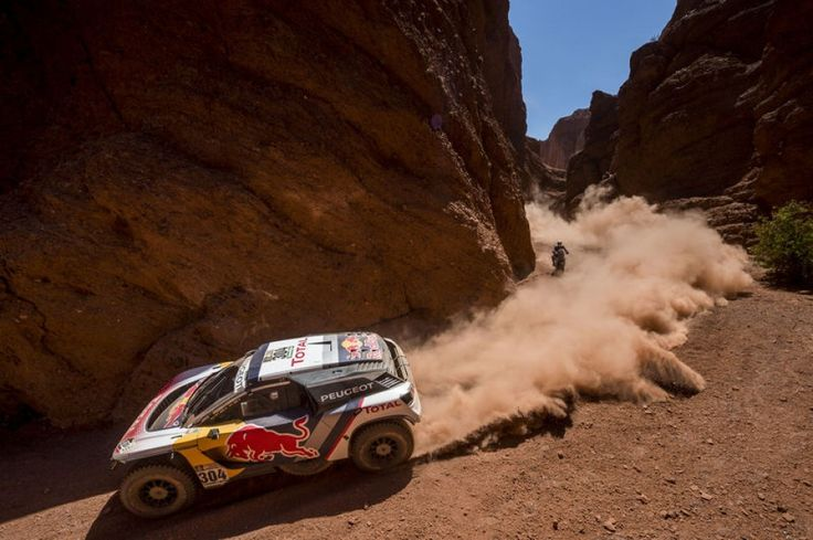 Bolivia weather takes centre stage in Dakar Rall
