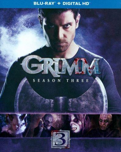 Grimm: Season Three [4 Discs] [Includes Digital Copy] [UltraViolet] [Blu-ray]