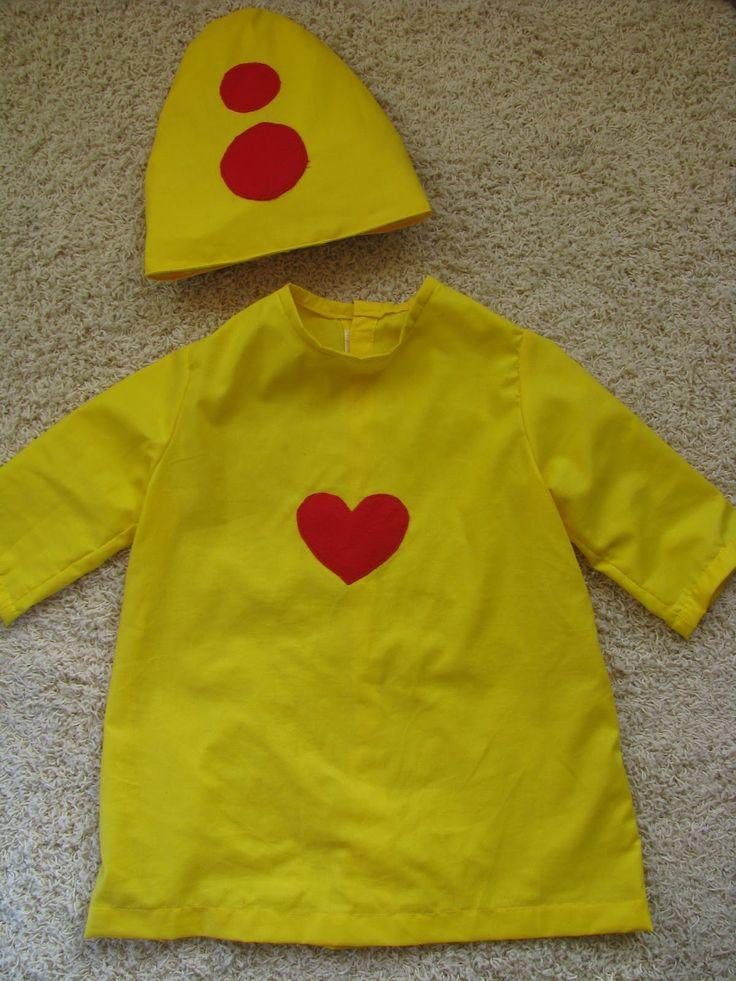 Patroon of compleet naaipakket om zelf een Bumba-pak te maken voor je kindje of kleinkindje.