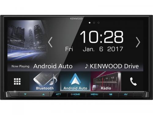 Kenwood+DMX7017BTS+AV-vevő+Bluetooth+és+Smartphone+vezérlés