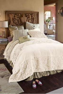 gorgeous, gorgeous bedding. http://s7d5.scene7.com/is/image/SoftSurroundings/64640