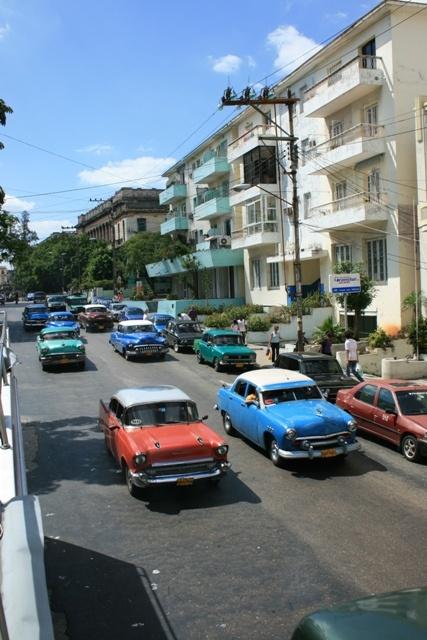 Havana, Cuba   Classic Cars & Cigars 10 day tour  http://www.vivaexpeditions.com/south-america-tours/cuba/cuba-classic-cars-and-cigars
