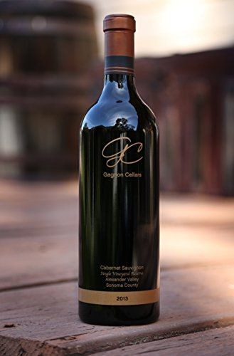 2013 Gagnon Cellars Alexander Valley Single Vineyard Reserve Cabernet Sauvignon 750ml ** Find out more about the great product at the image link.