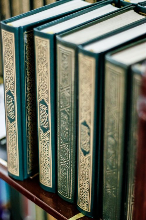 The Quran is the holy book for Islam