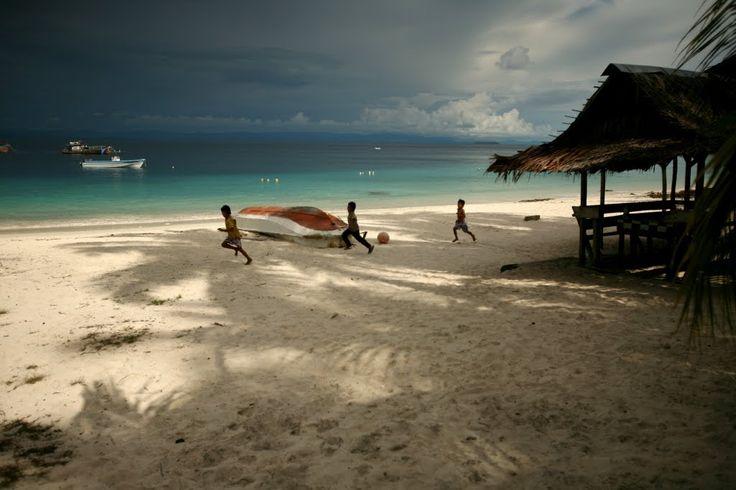Pulau Asu - North Sumatera Indonesia
