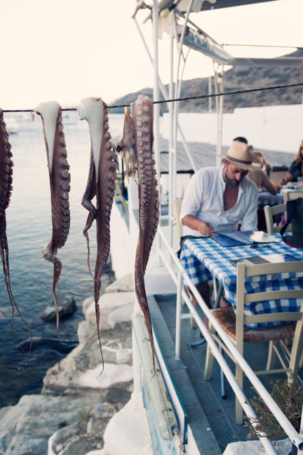 The Greek Island of Sifnos – Places loved by the inspirational photographer Carla Coulson