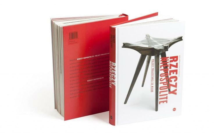 Rzeczy niepospolite Polscy projektanci XX w. NOWA