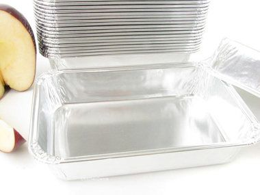 Foil Smooth-wall Casserole Pan #D96