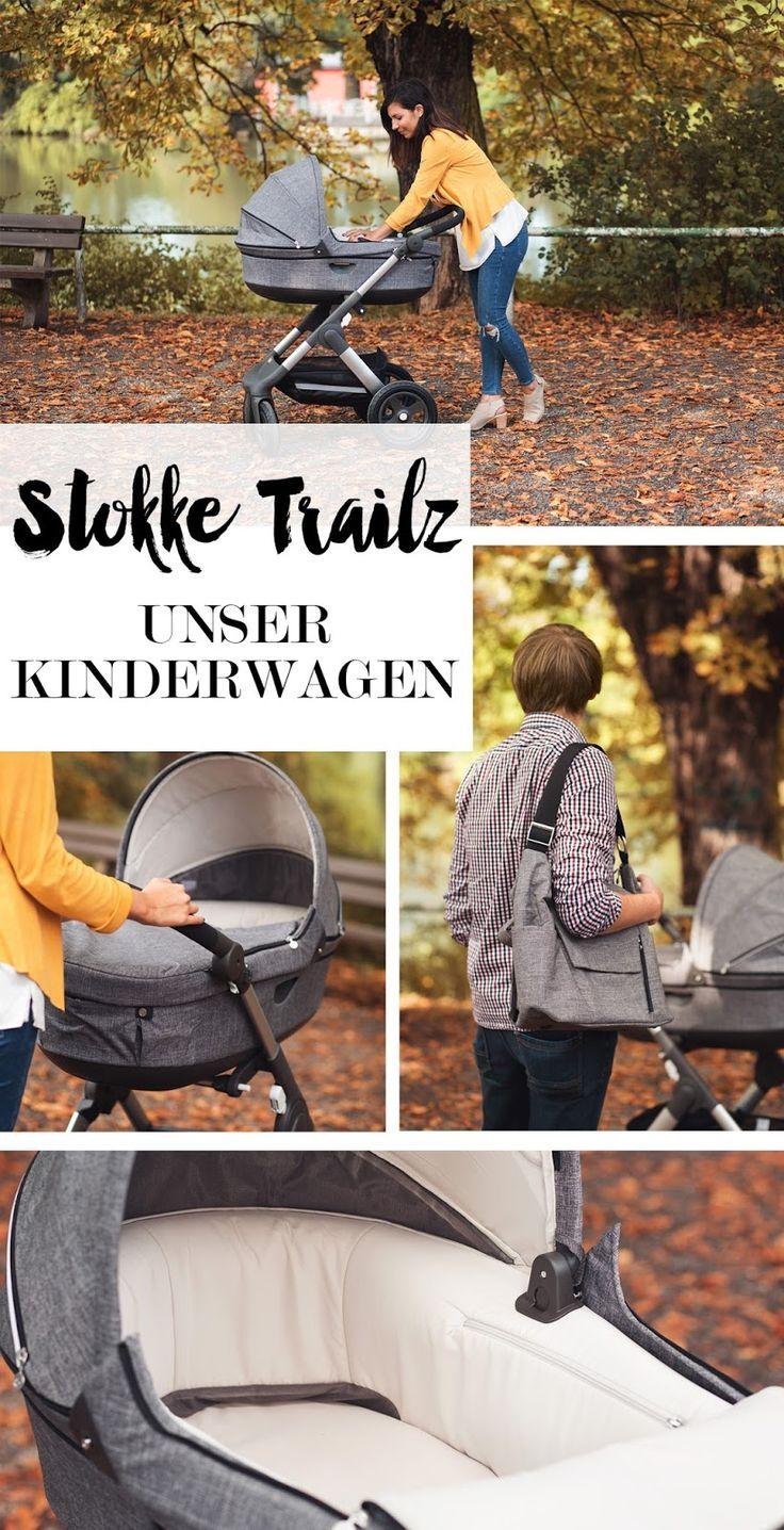 inlovewith: Unser Kinderwagen | Stokke Trailz