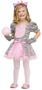 Kitten Costume - Girls Costumes