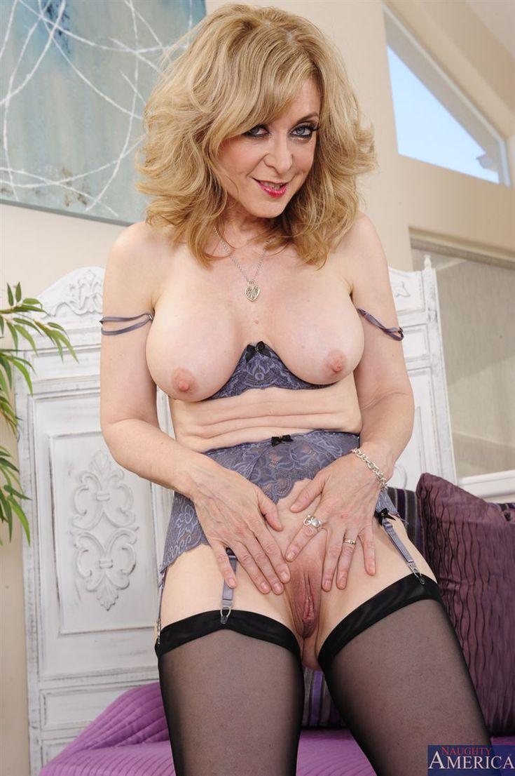 Nina hartley mature nude