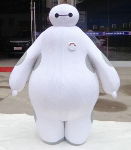 New Big Hero 6 Baymax Mascot Baymax Cosplay Costume Fancy Dress Adult Cartoon-in Clothing from Novelty & Special Use on Aliexpress.com | Alibaba Group