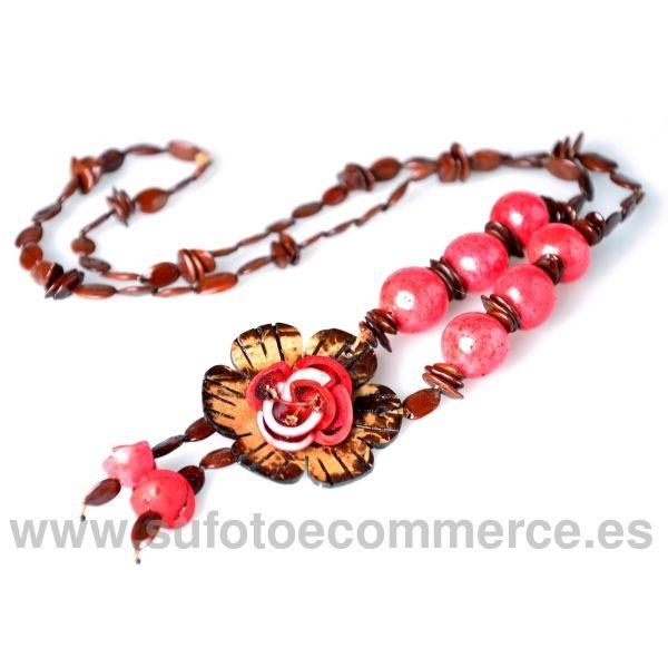 Fotografia de producto para tienda online de bisuteria.Detalle.Collar.