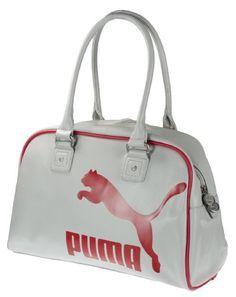 Puma Heritage Women's Duffel Bag Handbag White - Price: $37.99  http://astore.amazon.com/handbags_-20/detail/B00I8XCE32