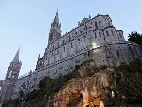 Lourdes... France