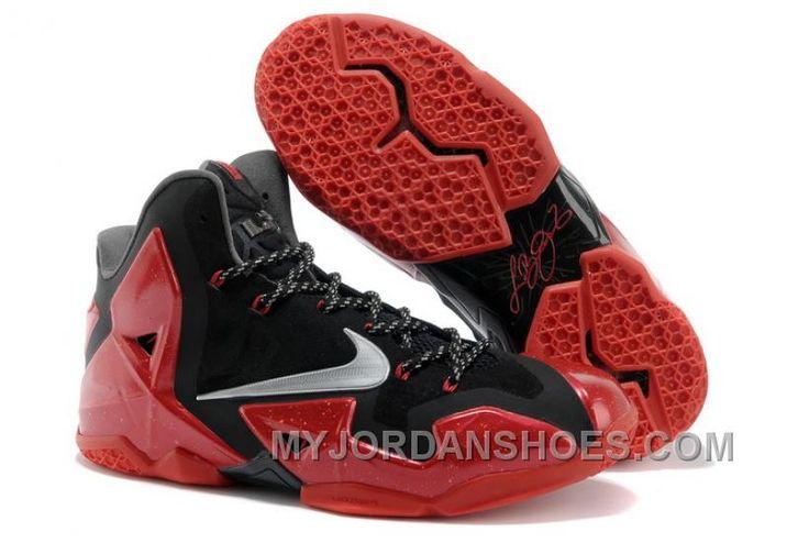 Discover the Nike LeBron 11 \u201cAway\u201d Black/Metallic Silver-University Red-Bright  Crimson-Dark Grey Authentic group at Pumarihanna. Shop Nike LeBron 11  \u201cAway\u201d ...