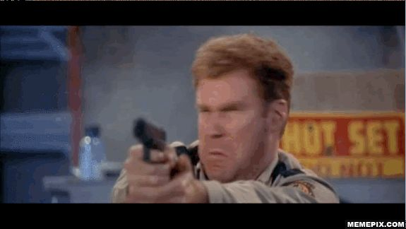 Now we know where Todd from Breaking Bad learned to shoot.