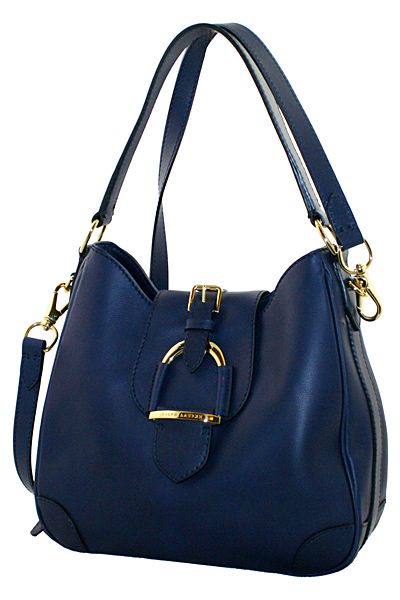 Love this colour for 2014 .  Ralph Lauren - Women's Bags - 2014 Spring-Summer ~ Cynthia Reccord