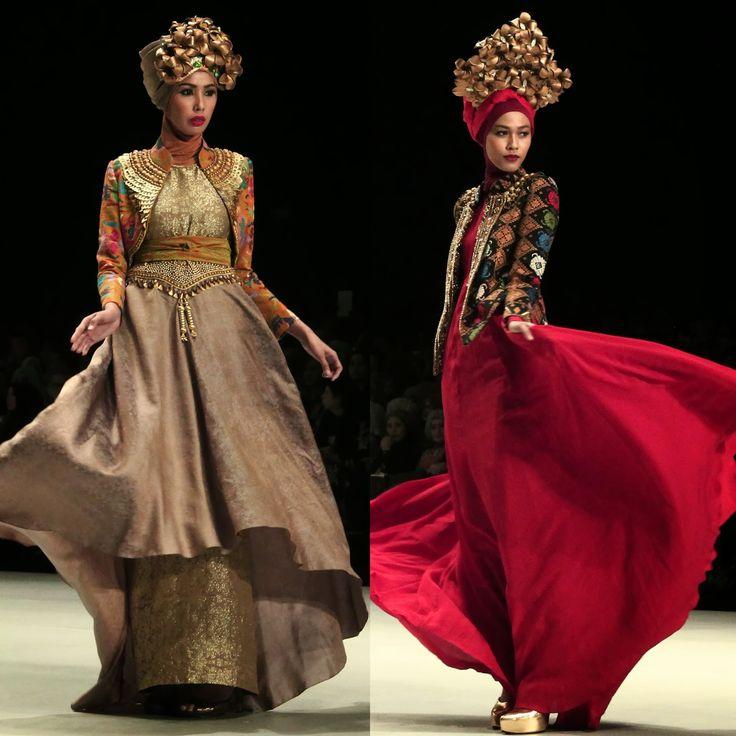 "Mr. Rebel in Town: Indonesia Fashion Week 2014 day 2: DIAN PELANGI ""Royal Kingdom of Indonesia"""