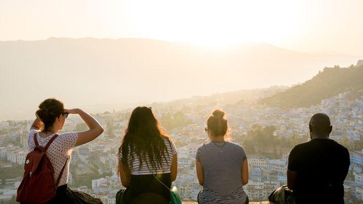 Marokko ist ein faszinierendes, lebhaftes, buntes Land voller Magie und Herzlichkeit. Das sind die 6 Orte, die Du auf Deiner Reise gesehen haben musst.