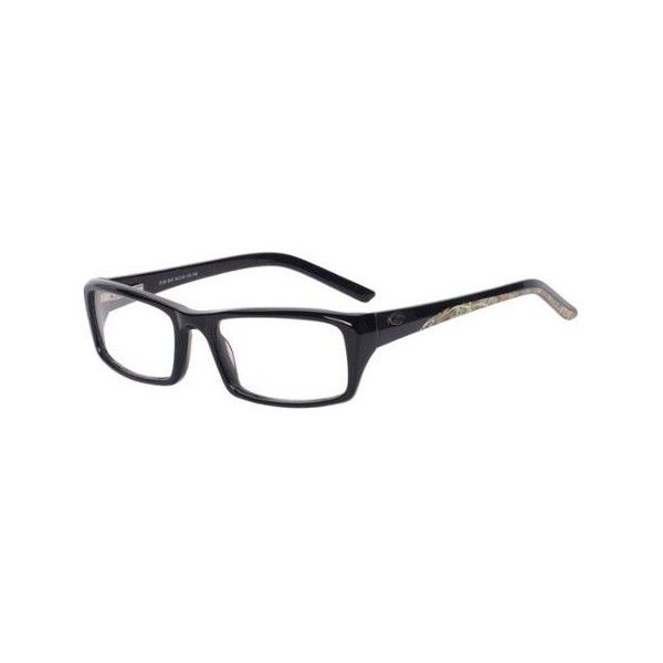 Duck Commander Mens Prescription Glasses, D104 Black Walmart.com ($97) ❤ liked on Polyvore featuring men's fashion, men's accessories, men's eyewear, men's eyeglasses, mens eyeglasses and mens eyewear