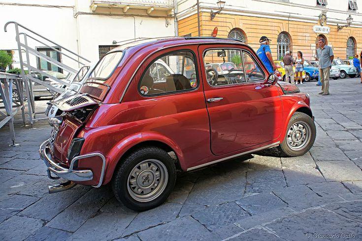 Fiat 500 by Giancarlo Gallo