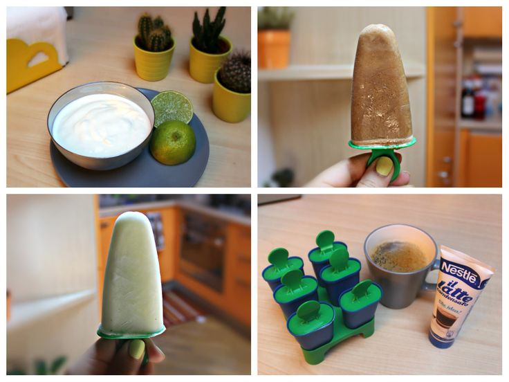 Surviving the Heat Wave: Homemade Popsicles