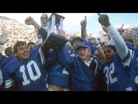 Video: The Most Epic Moments in BYU Football in Just 3 Minutes | LDS Living