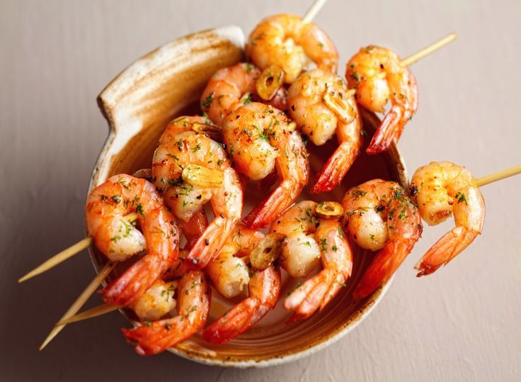 An easy Spicy Baked Shrimp recipe.