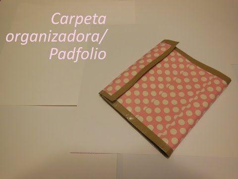 Carpeta organizadora / Padfolio