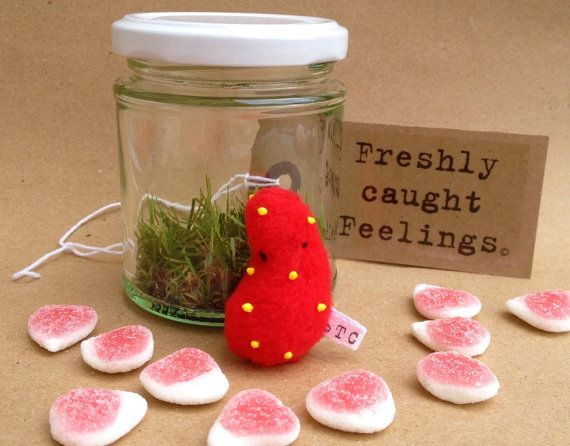 Freshly Caught Feelings  Fruity by tayloredcuriosities on Etsy, £10.00