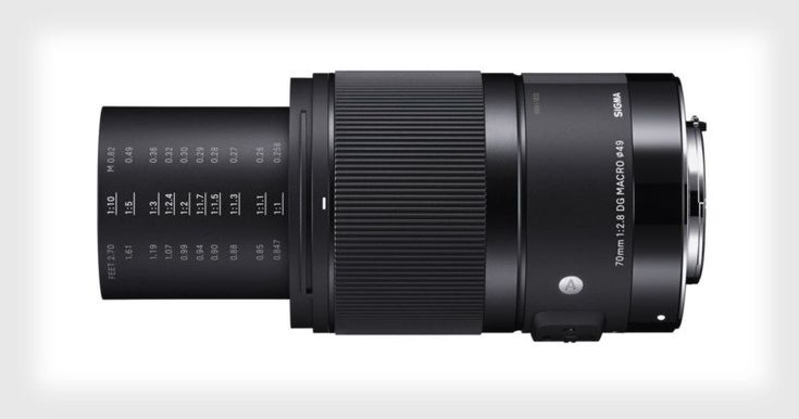 Sigmas New 70mm f/2.8 is the First Art Series Macro Lens