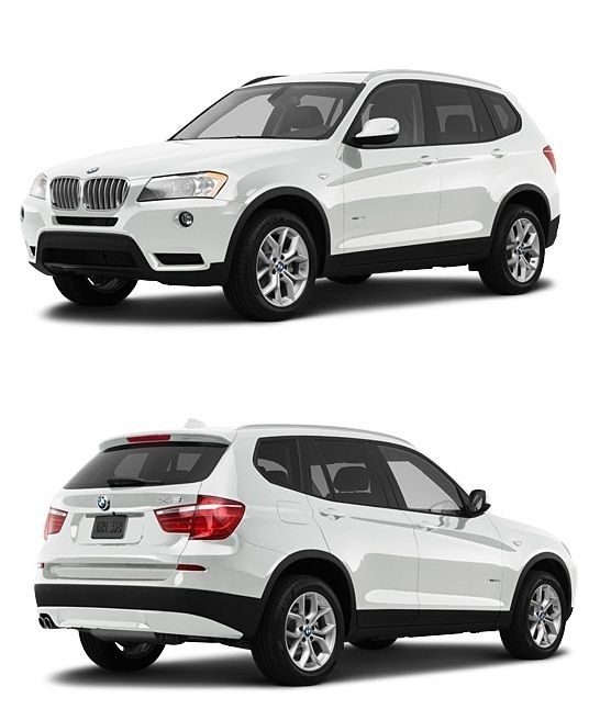BMW X3 - My baby girl