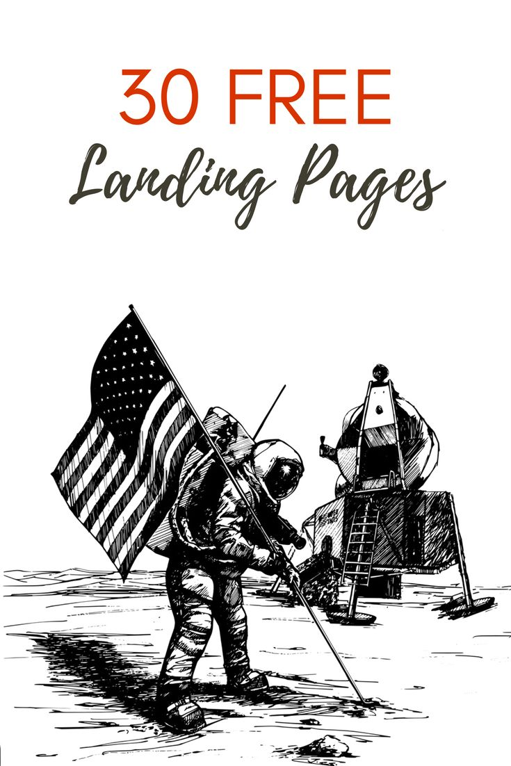 Need free squeeze page templates and free landing page templates for your email marketing campaigns then download all 30 free landing page templates and designs.