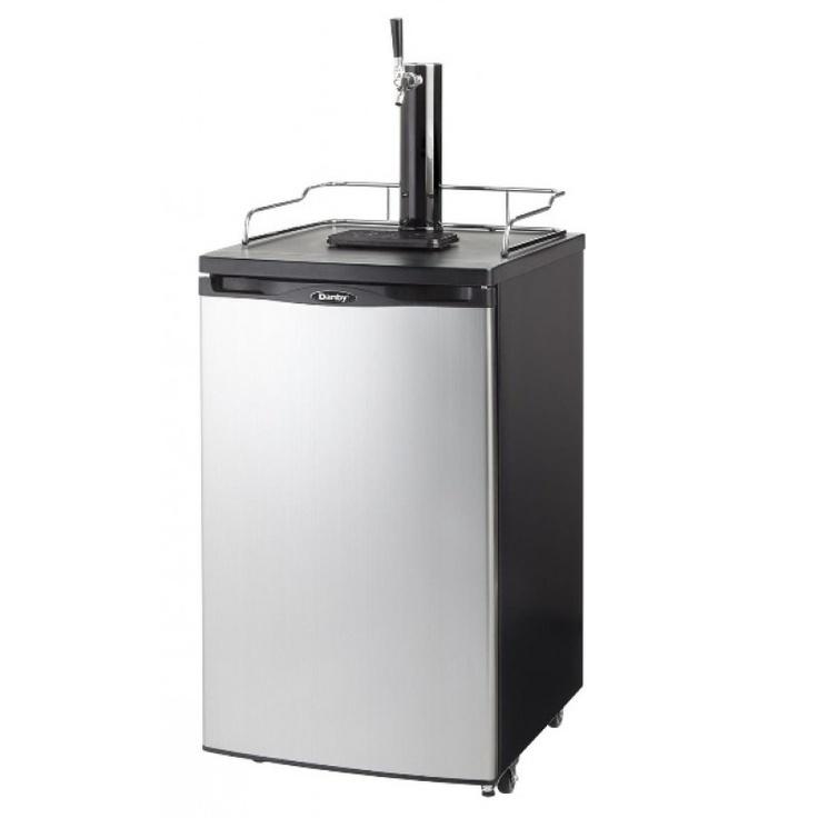 Danby Freestand Full Keg Kegerator Beer-meister Dispenser
