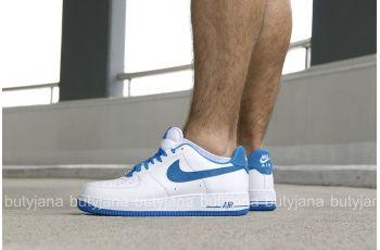 "Nike Air Force One 488298-148 ""White Photo Blue"" #nike #airforce1"