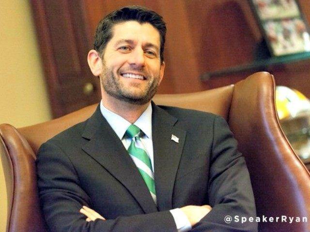 CBO: 2016 Deficit Jumps $130 Billion After House Speaker Paul Ryan's Omnibus Budget Deal