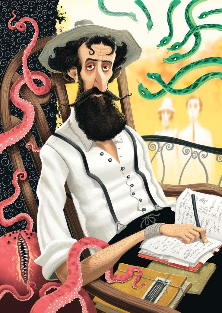 Horacio Quiroga Y Esposa | Letras y cuentos