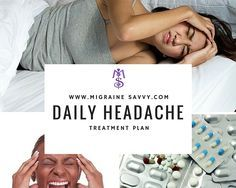 Does your chronic daily headache treatment look like failure after failure? Do you remember what it's like NOT to have a migraine? If not, this page just might hold your solution. www.MigraineSavvy.com Come visit.