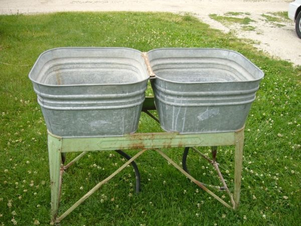 ... Potting Shed on Pinterest Double sinks, Wash tubs and Garden art