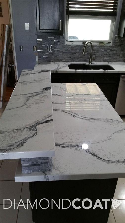 Refinish Kitchen Countertop
