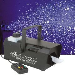 Snow Flurry Snow Machine Rental   $40.00 or $80.00  24 or 72 Hour Rentals Available. Call Store For Details, Pricing and Availability. Snow Liquid Available For Purchase in Store
