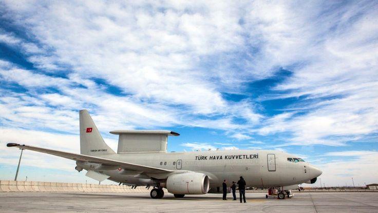 Barış Kartalı Havadan Erken İhbar ve Kontrol Uçağı semalarımızı koruyor. - https://teknoformat.com/baris-kartali-ucagi-9602