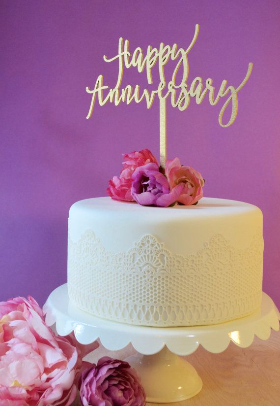 First Wedding Anniversary Cake Quotes Best Images About Event Happy On