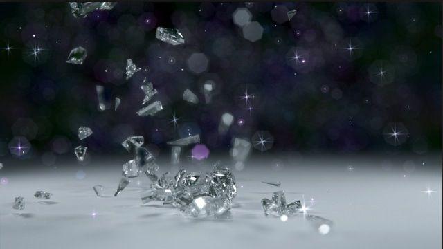 Shattered diamond | Wallpapers | Pinterest