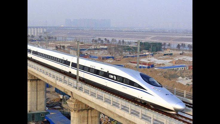 China High Speed Rail in W China cuts travel time from 16 hrs to 3 hrs t...
