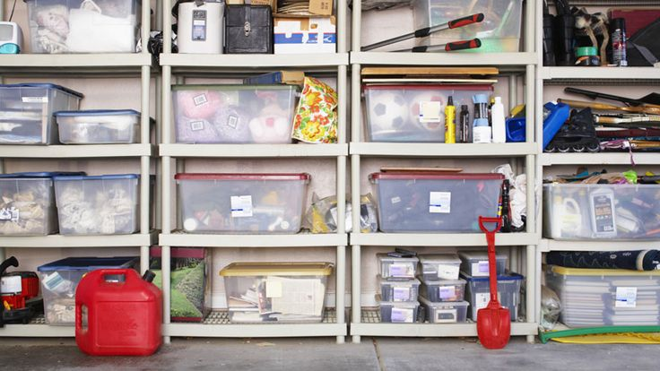 Reclaim your garage Great weekend project