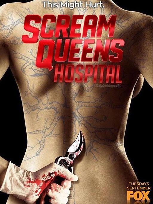 Scream Queens Season 2 Poster