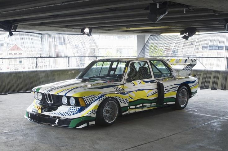 40 years of BMW Art Cars - picture special | Autocar